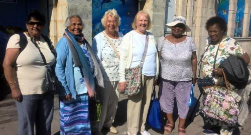 6 Retirement residents in Brighton