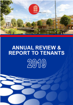 Annual report to tenants cover 2019