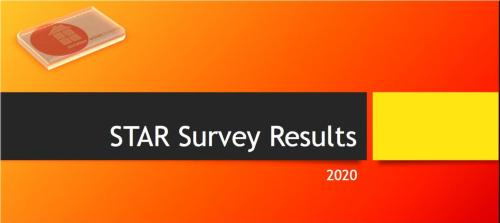 STAR Survey REsults 2020 cover
